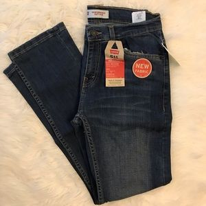 Levi's Bottoms - Boys Levi's Performance 511 Slim 18 29 x 29 NWT